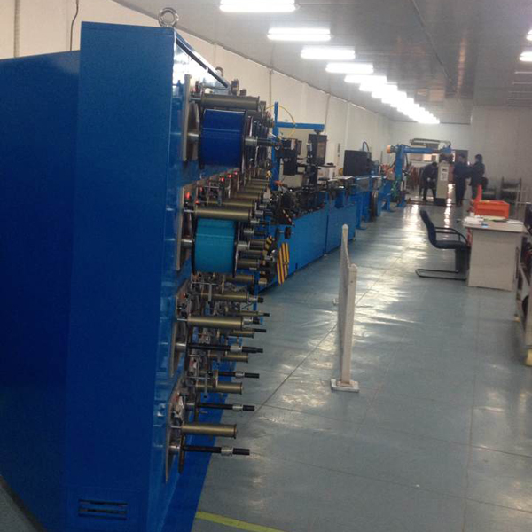 Stainless Steel Loose Tube Production Line